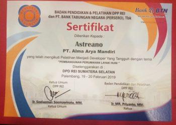 bangyan sertifikat